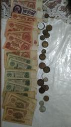 Продам советские монеты и бумажные деньги